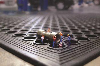 Anti-Ermüdungsmatten Arbeitsplatzmatten Werkstatt