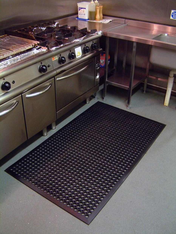 Arbeitsplatzmatte High Duty für Küchen
