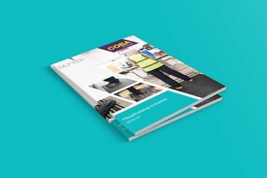 COBA Europe Industrie Katalog 2019