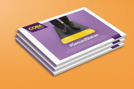 kostenloses E-Book Arbeitssicherheit Steharbeitsplatz Gesundheit