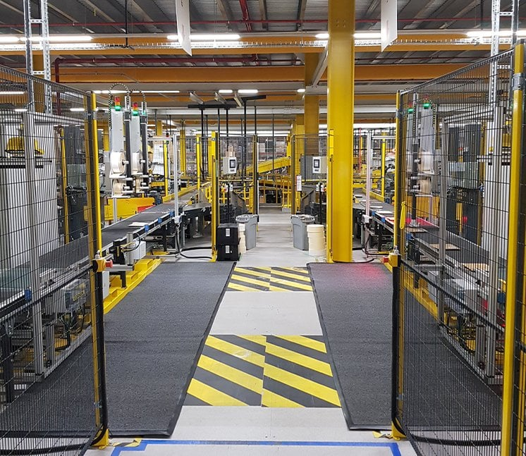 COBA Europe Industriematten bei Amazon