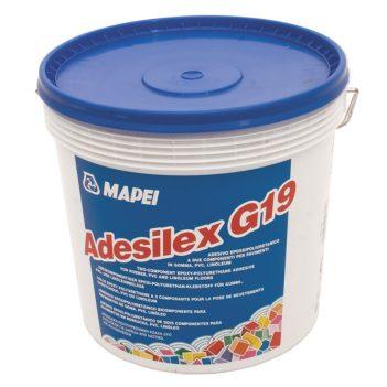 Adesilex G19 Polyurethan-Kleber für Gummi, PVC und Linoleum Bodenbeläge