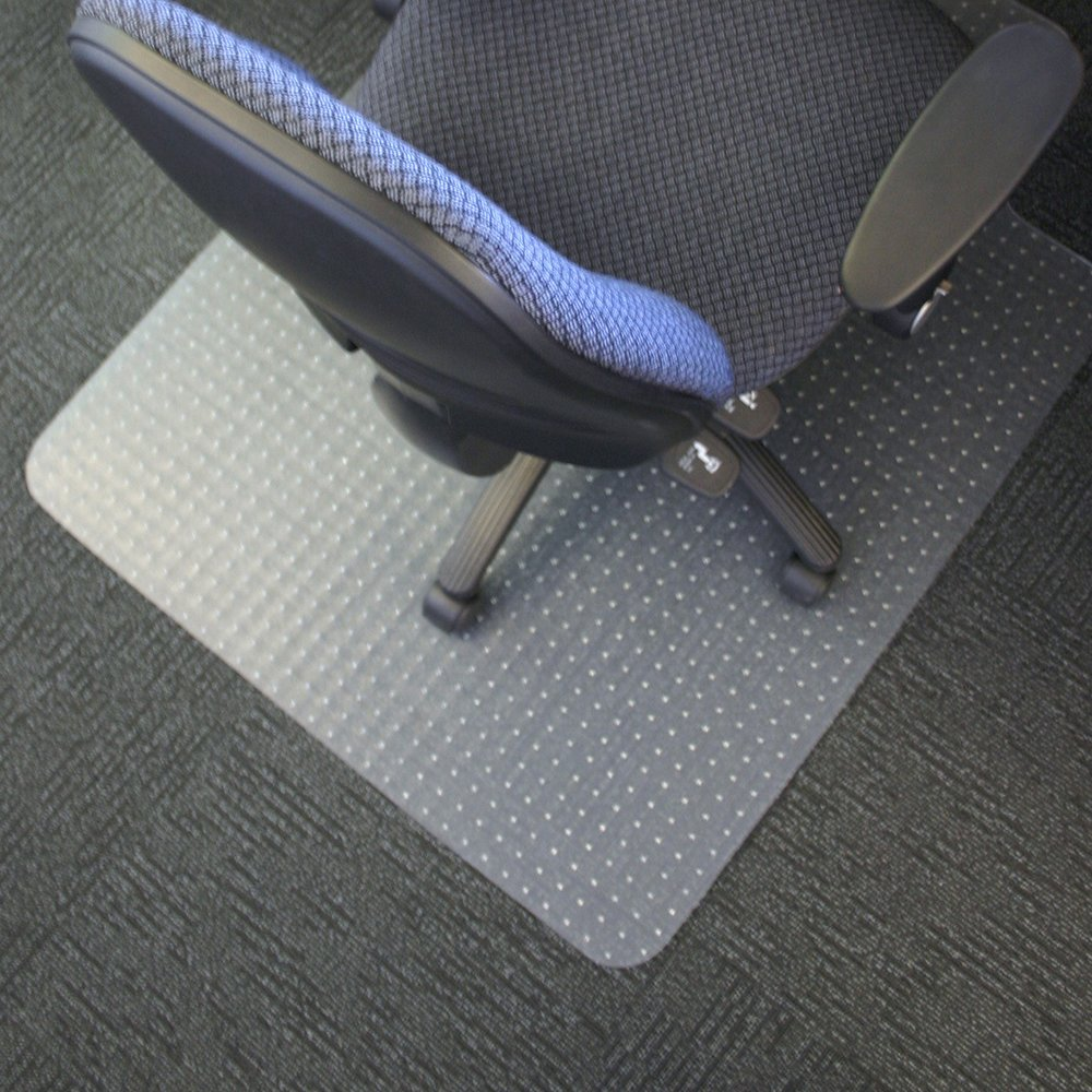 Bürostuhlunterlage Bodenschutzmatte Teppichschutz