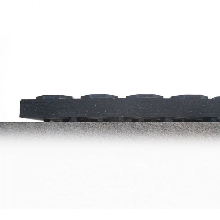 ergonomische Arbeitsplatzmatte Anti-Ermüdungsmatte Coba Deluxe Ringgummimatte Antirutschmatte