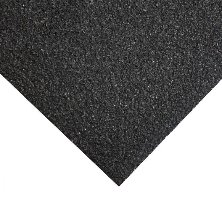 GFK Platten Bodenbelag rutschfest Rutschhemmung Siliziumkarbid innen außen