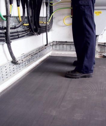 Isolationsmatte VDE0303 Isolation Hochspannung Spannung Arbeitsplatzmatte SIcherheit Coba Switch VDE