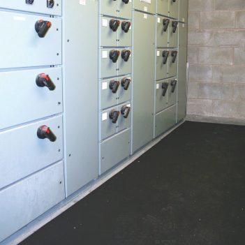 Isolationsmatten Schaltschrankmatten Hochspannung Sicherheit Arbeitsplatzmatten