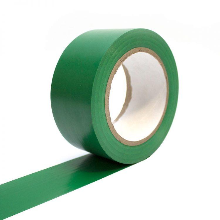 Bodenmarkierungsband Selbstklebend Bodenmarkierung grün