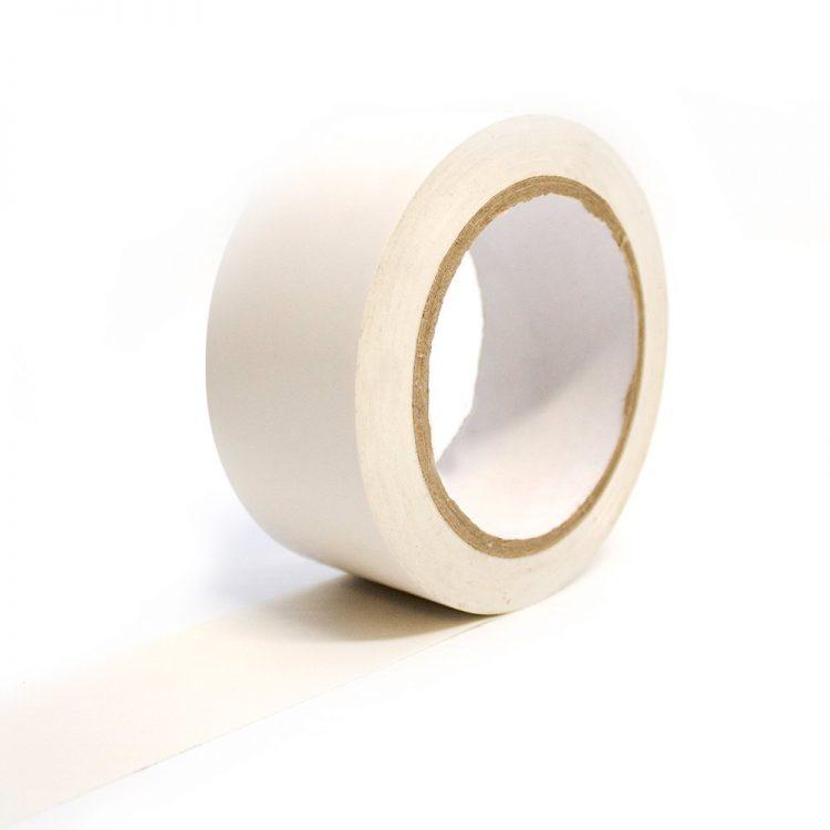 Bodenmarkierungsband Selbstklebend Bodenmarkierung weiß
