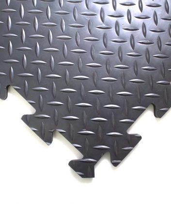 Anti-Ermüdnugsmatte flexibel Fliesen Arbeitsplatzmatten COBA Deckplate connect