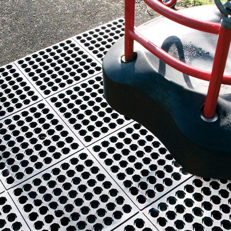 Bodenschutzmatte Fitness Arbeitsplatzmatten Anti-Ermüdungsmatte Antirutschmatten solid fatigue step coba 2