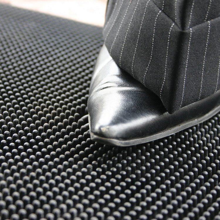 Eingangsmatte Schmutzfangmatte Sauberlaufmatte fingertip Außen hohe Belastung robust