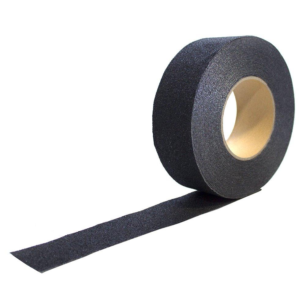 Antirutschbelag Anti Rutsch Klebeband Fussboden Sicherheit Bodenmarkierung schwarz