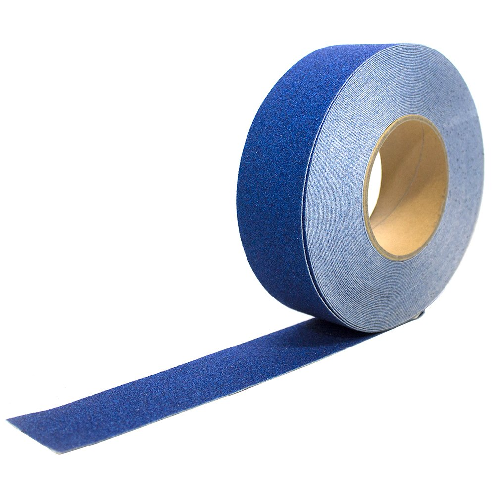Antirutschbelag Anti Rutsch Klebeband Fussboden Sicherheit Bodenmarkierung blau