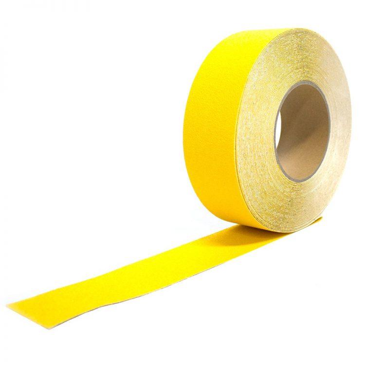 Antirutschbelag Anti Rutsch Klebeband Fussboden Sicherheit Bodenmarkierung gelb