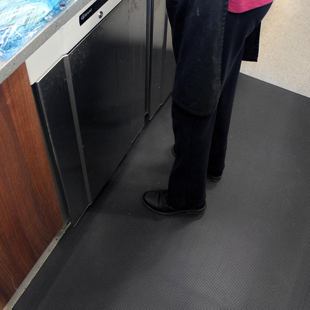 Arbeitsplatzmatten Antirutschmatten Anti-Ermüdungsmatte Meterware Coba Orthomat Ulitmate