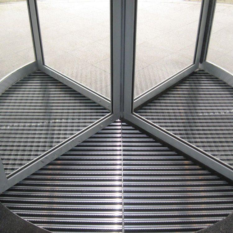 Schmutzfangsystem Schmutzfangmatte Sauberlaufmatte Sauberlaufzone Eingangsbereich Plan B
