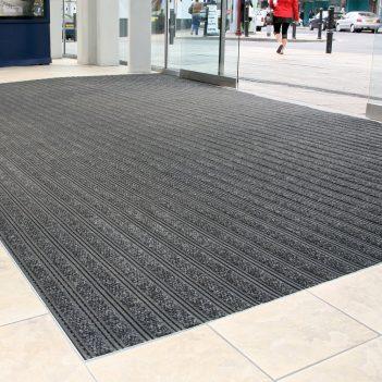 Sauberlaufzone Schmutzschleuse Eingangsbereich Eingang Modular Fliesen befahrbar Premier Plus