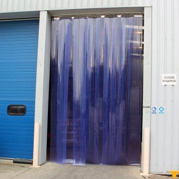 PVC Streifenvorhänge Streifenvorhang Industrie
