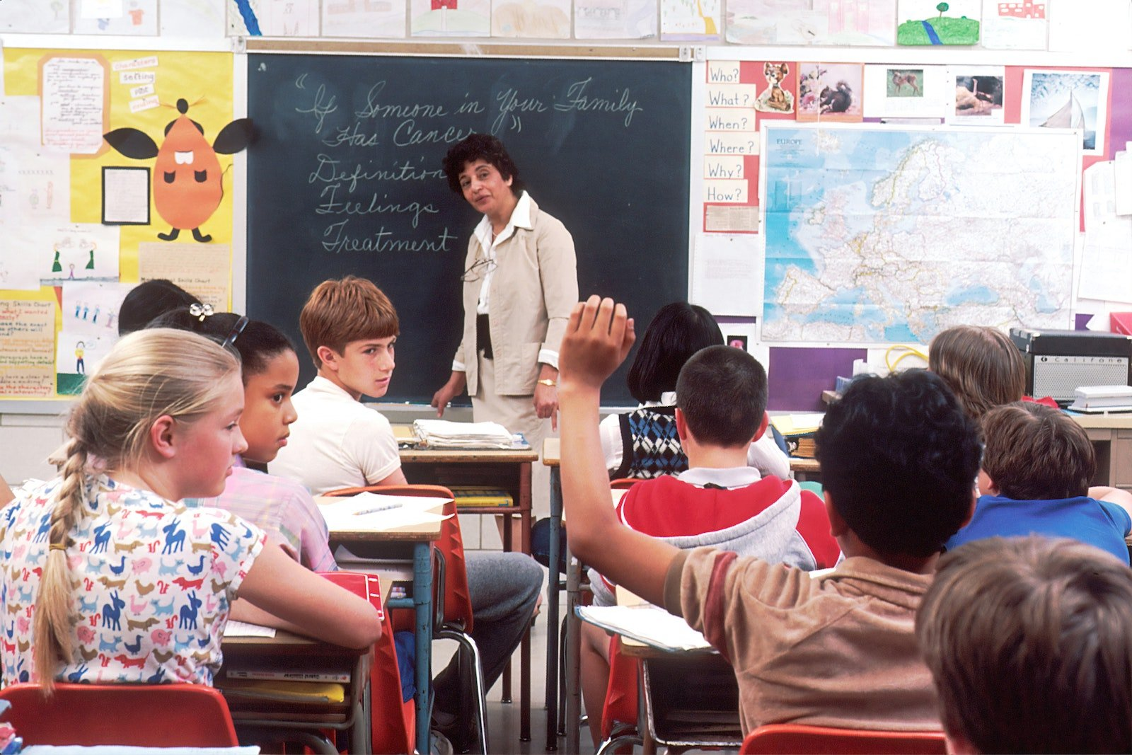 Social Distancing in Schule und Kitas