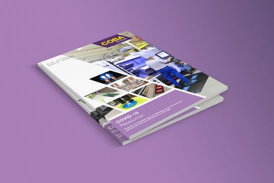 Produkte zu COVID 19 Broschüre