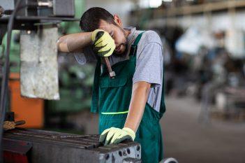 Arbeitsplatzbedingte Ermüdung Ursachen und Folgen