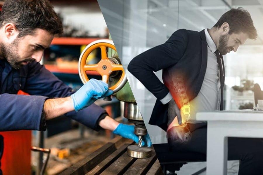 Prävention wie Ermüdung am Arbeitsplatz vorbeugen