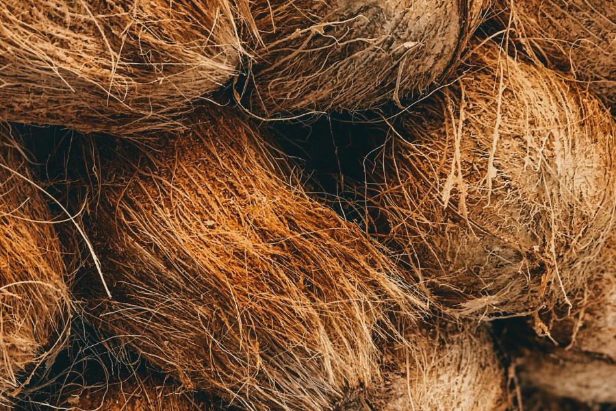 Kokosfaser als Material Schmutzfangamatten Eingangsmatten