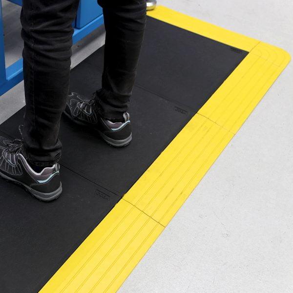 Alfombras antifatiga, alfombras industriales, alfombras de seguridad, alfombras ergonómicas de seguridad