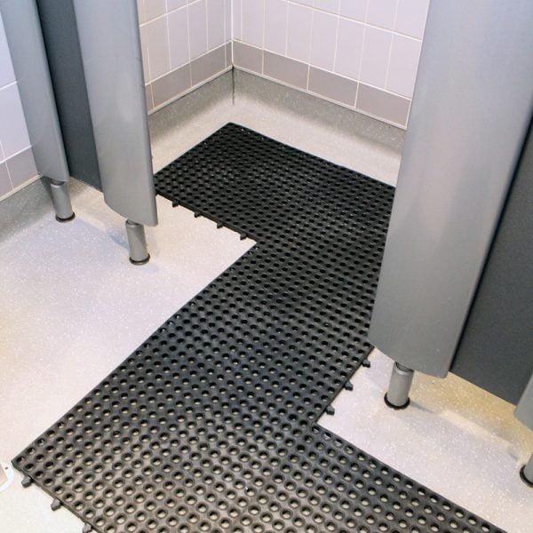 Alfombras ergonómicas, Alfombras de seguridad, Alfombras anti-fatiga, alfombras industrials, Alfombras antideslizante, Tough Deck