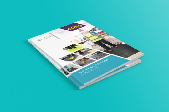 Aplicaciones industriales Catálogo 2019-20