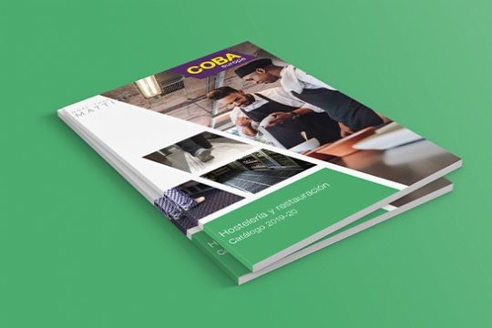 Hostelería y restauración Catálogo 2019-20