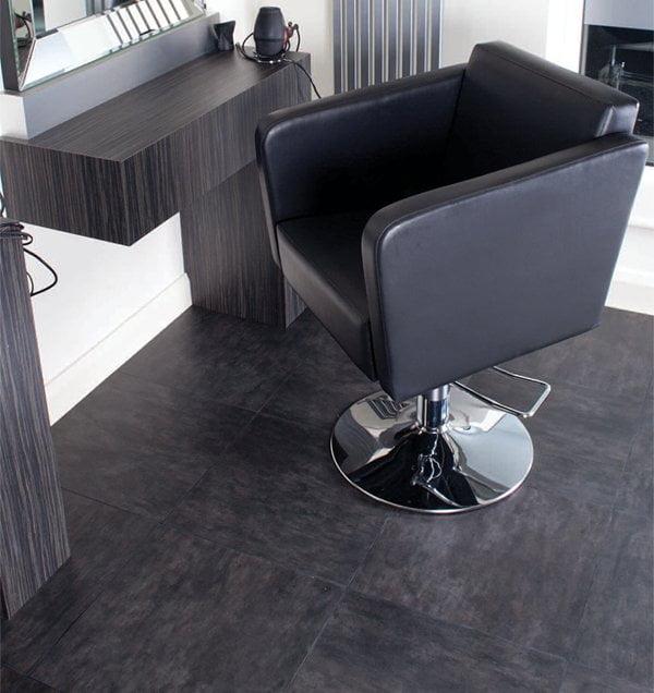 Hairdressers Vinyl tiles