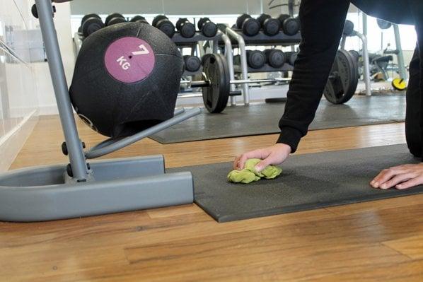 gym matting2