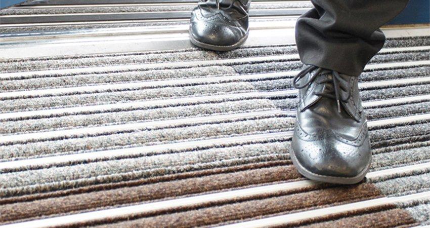 How to Specify Aluminium Matting