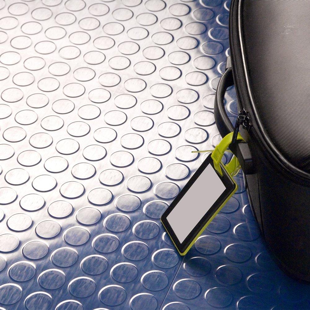 Studded rubber tile studded rubber flooring floor tiles for Rubber flooring