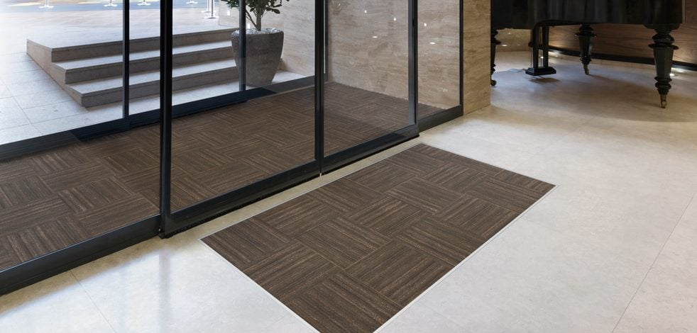 treadwell entrance matting
