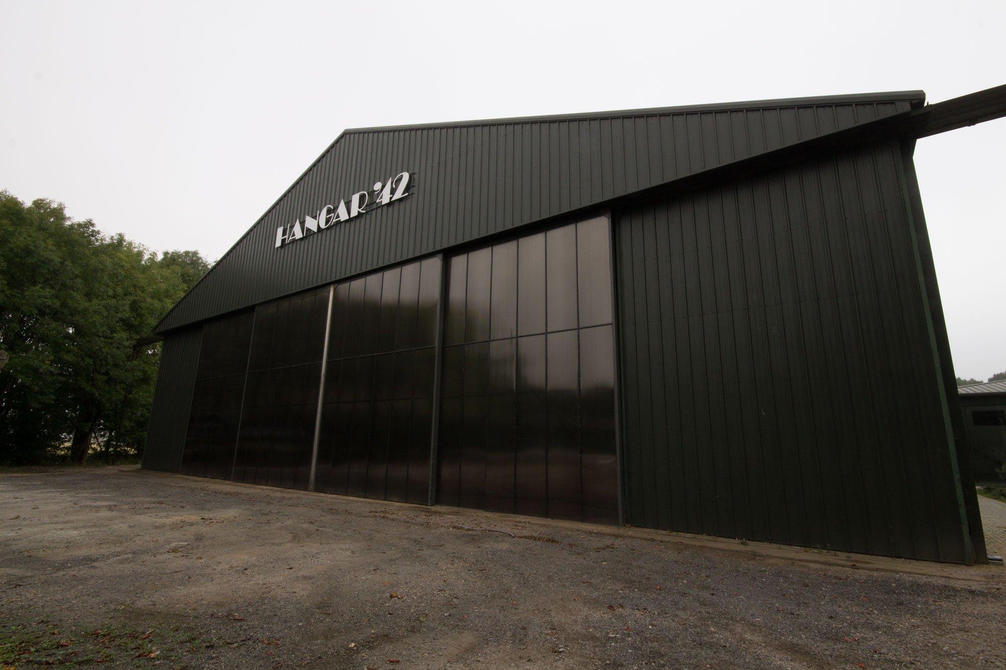 Bruntingthorpe Hanger 42