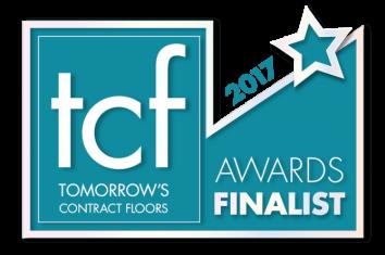 Tomorrow's Contract Floors Finalist Logo 2017