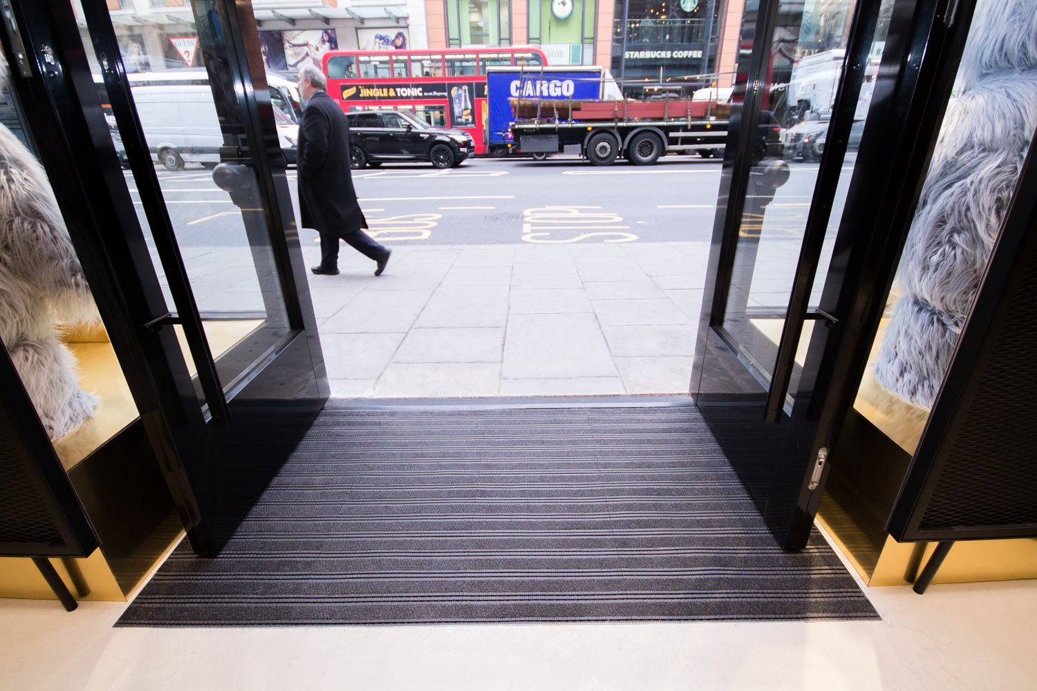 Entrance Matting in London