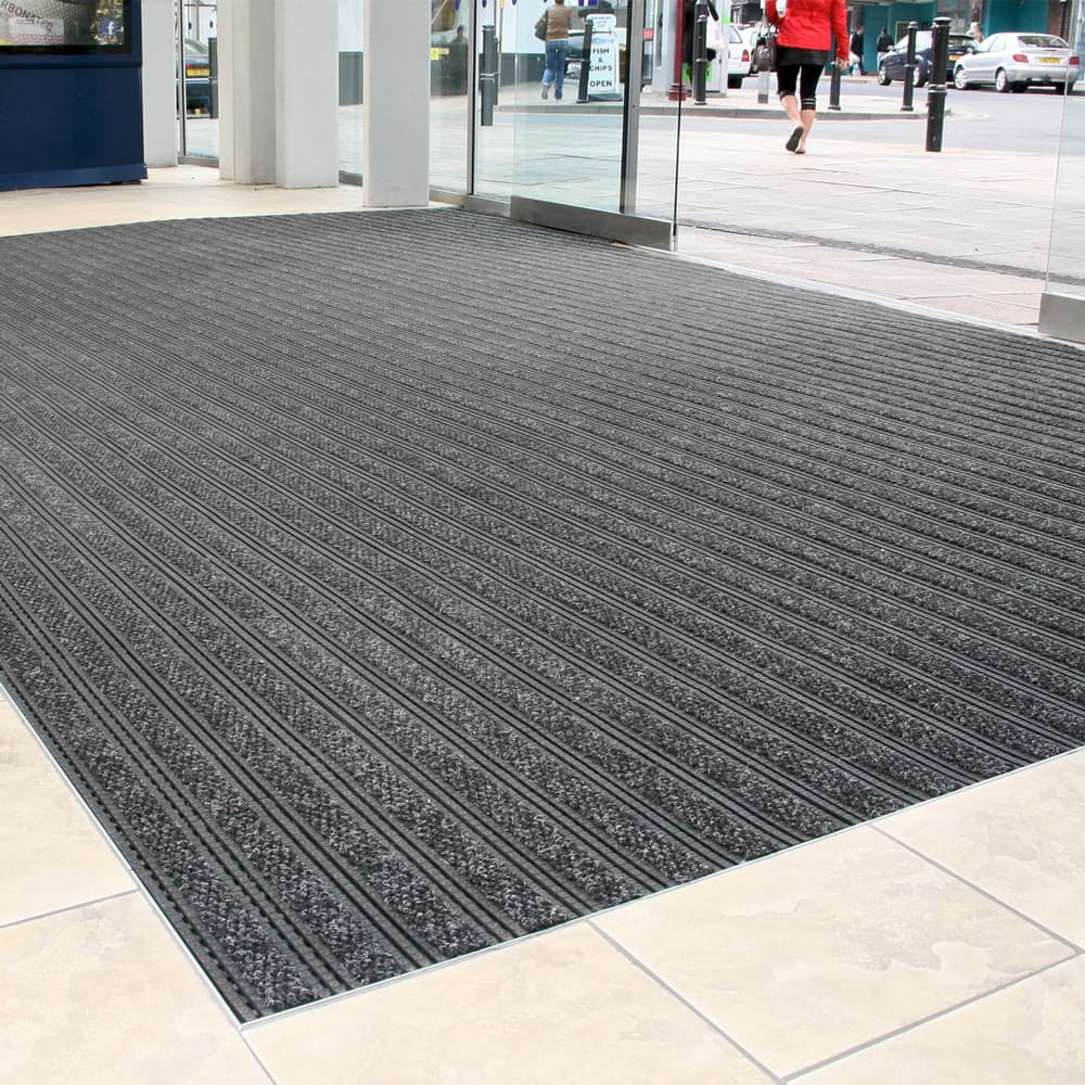 Premier Plus Entrance Carpet Tiles With Pvc Edge Coba