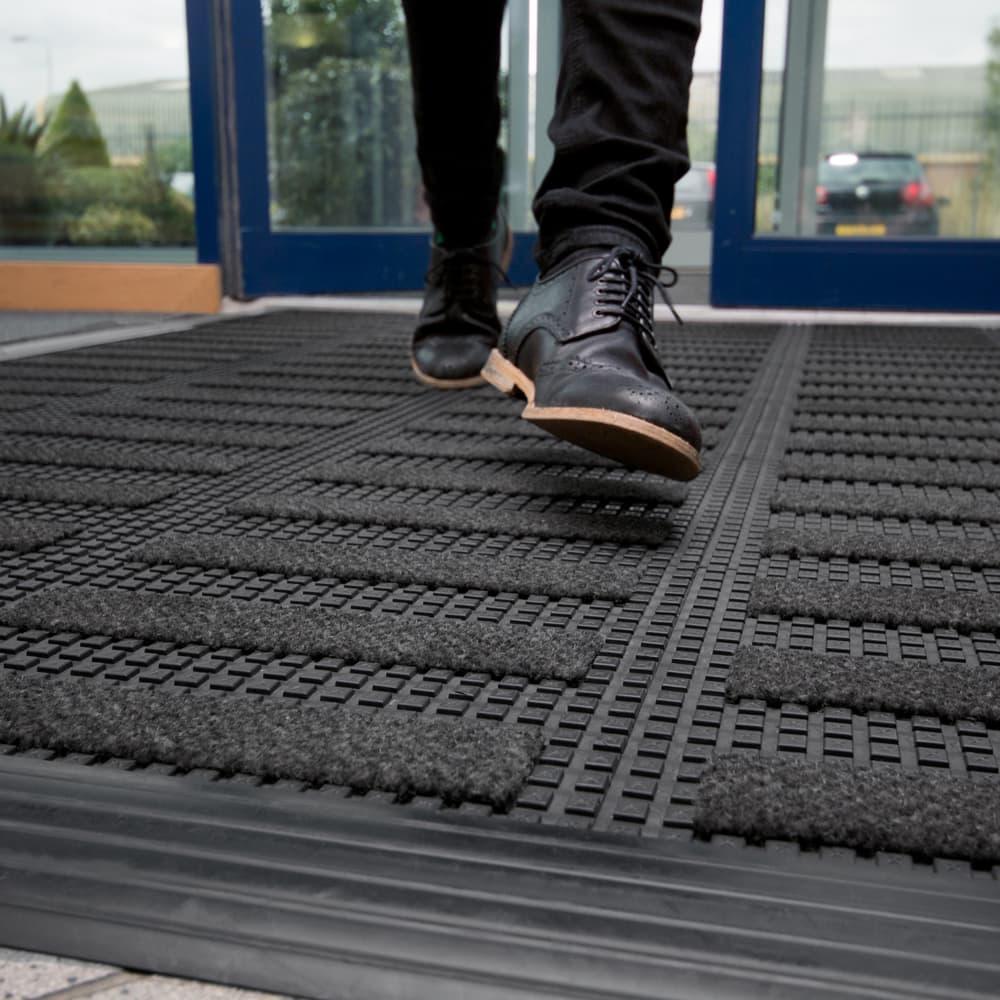Premier Surface Interlocking Entrance Tiles Coba Flooring