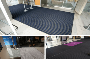 retail entrance matting