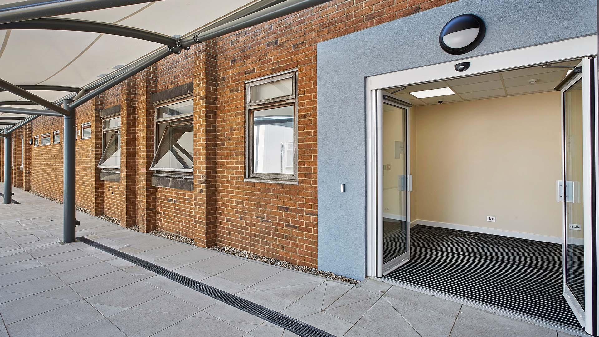 Southlands Hospital Entrance Matting