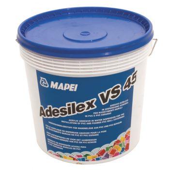 Adesilex VS45 adhésif acrylique pour sols en caoutchouc à base d'eau