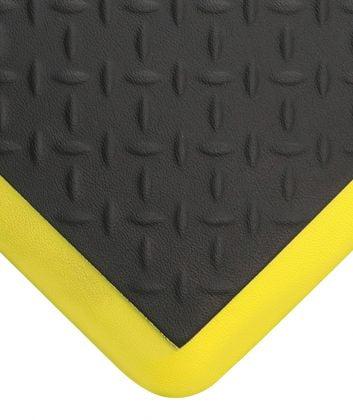 Tapis anti-fatigues, tapis industriels, tapis de travail, tapis ergonomiques pour le travail COBAelite-Diamond