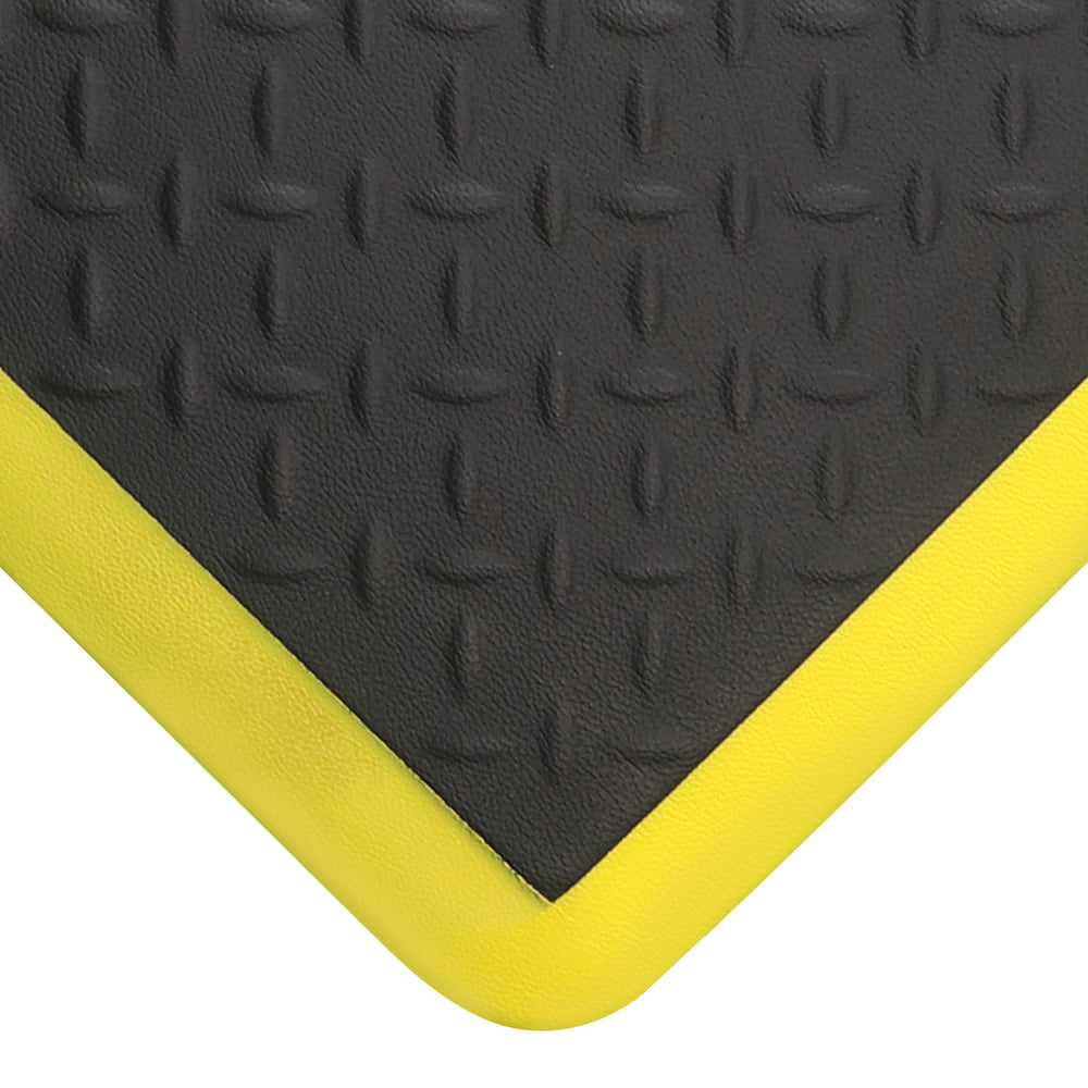 Tapis anti-fatigue tapis de travail ergonomique tapis industriel COBAelite-Diamond
