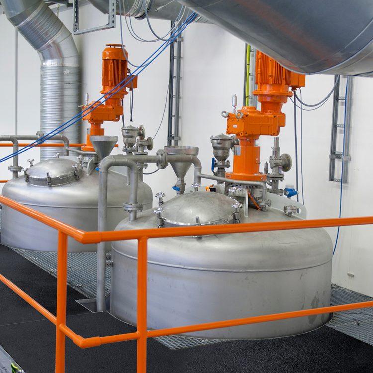Dalles GFK revêtement de sol antidérapant carbure de silicium intérieur extérieur