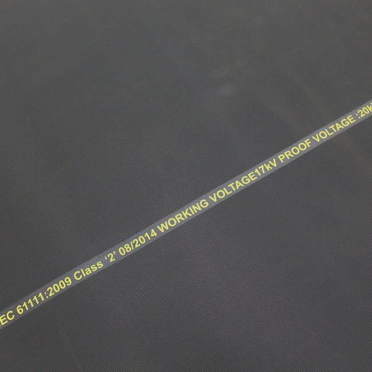 Tapis d'isolation tapis de travail tapis de sécurité haute tension Coba Switch bsen61111