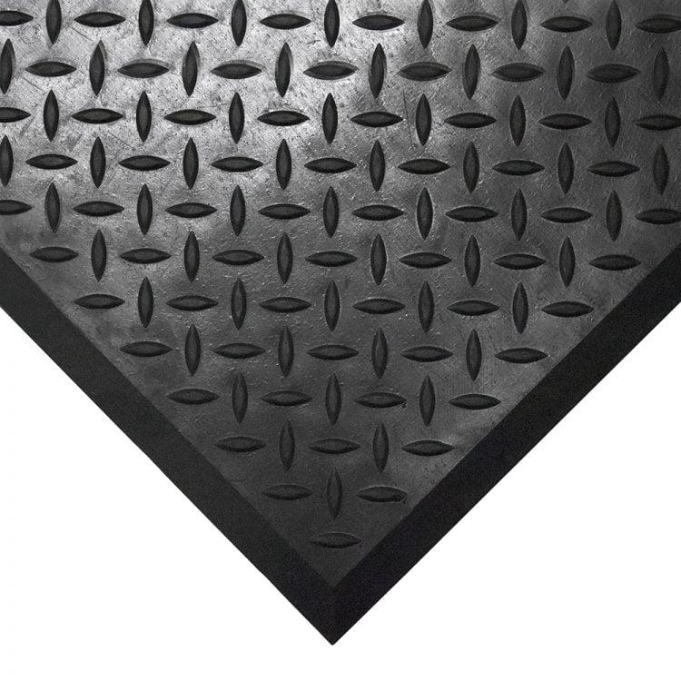 Tapis industriel Tapis antidérapant Tapis de travail Tapis antifatigue Coba Comfort lok fabricant
